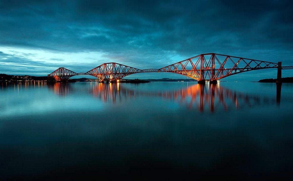 Forth bridge pic